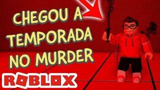 BEST UPDATE OF MURDER-MURDER MYSTERY at ROBLOX