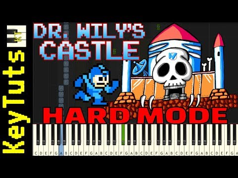 Learn to Play Dr. Wily's Castle from Mega Man - Hard Mode