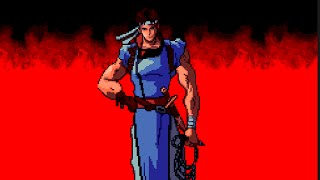 Castlevania: Dracula X - Rondo of Blood Intro