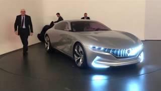 Exclusive: Pininfarina reveals the HK GT Concept