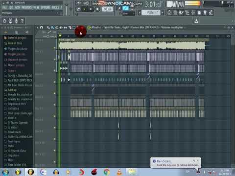 Lagan lagi Old Hard Bass mix song DJ Kaliyan