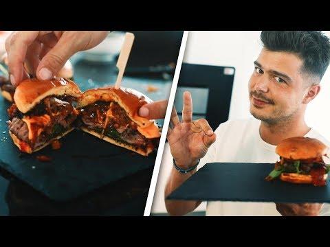 Der Ultimative Steak Burger | Homemade
