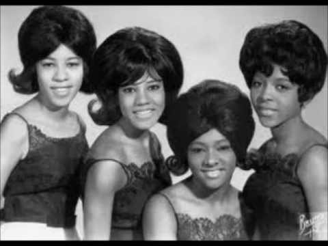 60's Girl Group The Crystals ~ Oh Yeah, Maybe Baby