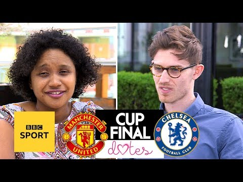 Fa cup final date: chelsea v man utd - bbc sport