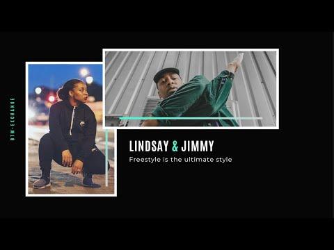 Lindsay & Jimmy Yudat at BTM-exchange episode 7