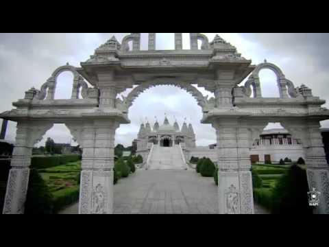 BAPS Swaminarayan Mandir London