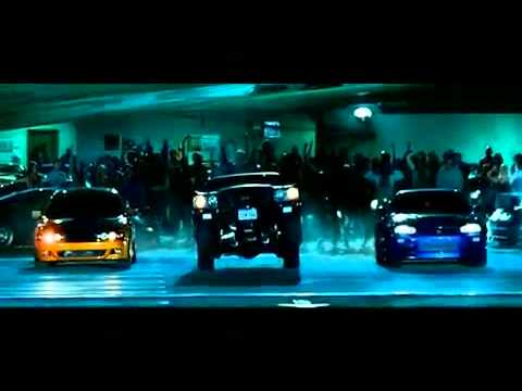 Red Light Green Light   Limp Bizkit ft  Snoop Fast and Furious 4 Tribute