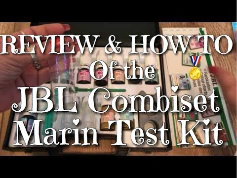 Review & Full How To of the JBL Combiset Marin Test Kit