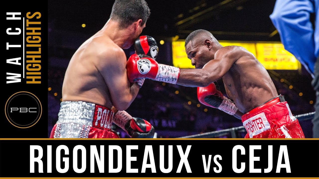 Rigondeaux vs Ceja Highlights: June 23, 2019 — PBC on FOX