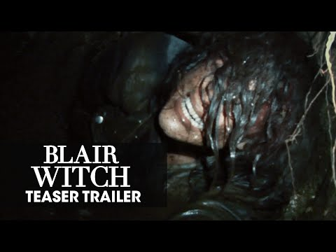 "Blair Witch (2016 movie) – ""The Woods"" Teaser Trailer"