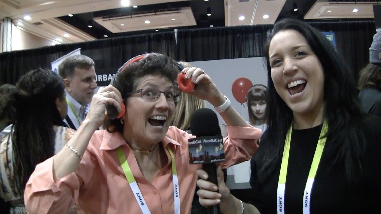 53b6fe2bb0e CES 2016: Urbanears Sports Headphones - YouTube
