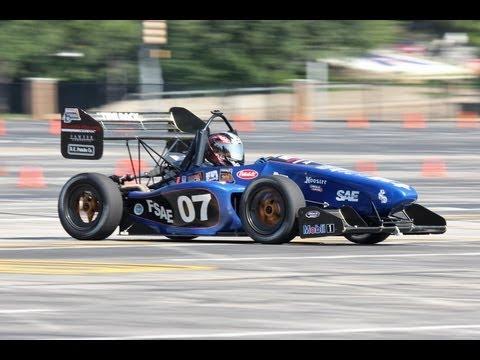 Formula SAE - UTA  - July 2013