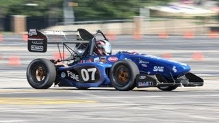 Formula SAE - UTA  - July 2013 thumbnail