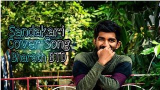 Sandakaari Cover song  Bharath BTD  Dinesh  Vijaya Kumaran  1080p  Vijay sethupathi  Vivek Mervin