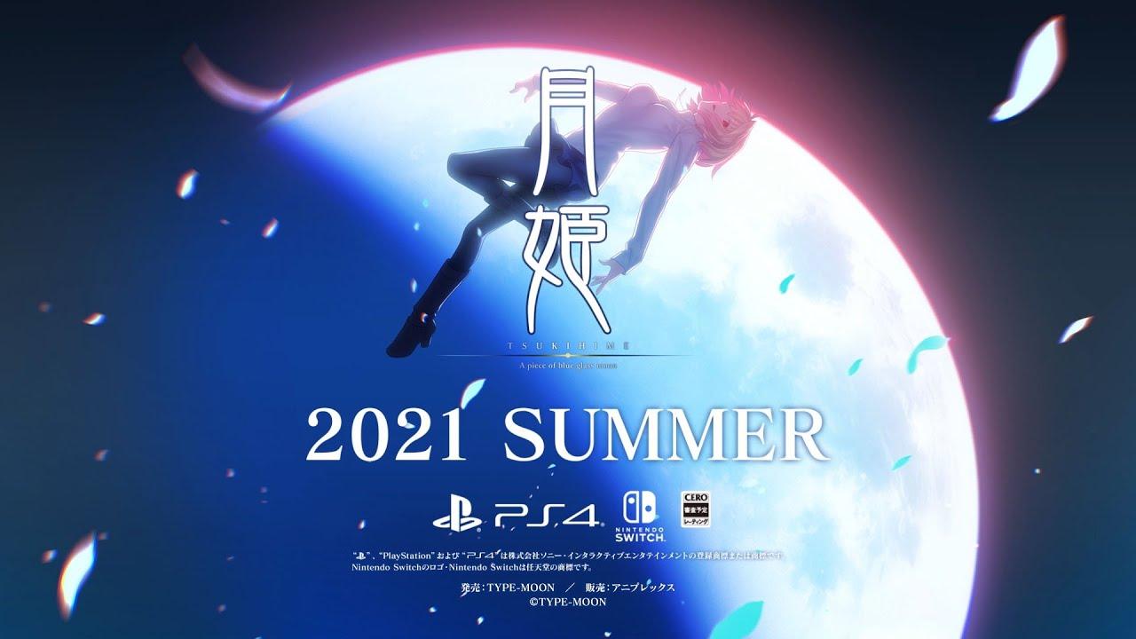 #News - Remake do Visual Novel Tsukihime anunciado para PS4 e Nintendo Switch