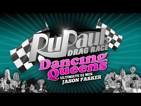 RuPaul's Drag Race DANCING QUEENS - Ultimate MEGAMIX 2017 [Explicit]