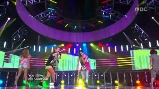 Скачать GLAM Party XXO 글램 파티 XXO Music Core 20120825