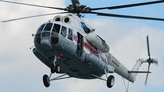 "Ролик 1 миссии кампании: ""Search and Rescue - МИ-8"""