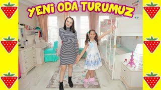ROOM TOUR 2018 New Child Room Suite New Home Furnishings - Funny Kids Video