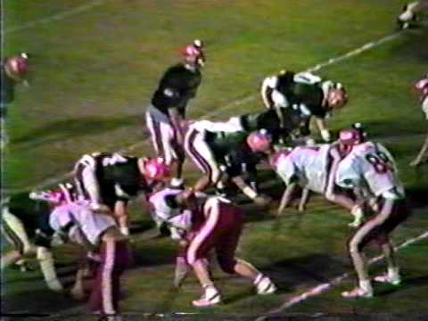 1988 John Hancock Academy Rebels at Barnesville Academy Warriors