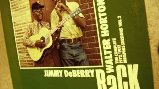 Big Walter Horton & Jimmy DeBerry - Twice As Easy / Need My Baby