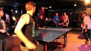 Ping Pong Club Night