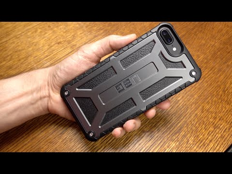new styles 04851 9500c UAG Monarch iPhone 7 Plus Case