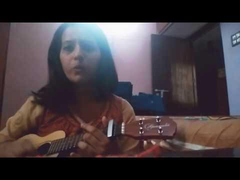 Whistles of Saathiya yeh tune kya liya(Love 1991) with Ukulele