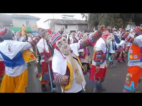 MATICES DEL PERU, JULIO Y MARCIAL ROSALES HUATUCO CON LA COPE DE MUQUIYAUYO