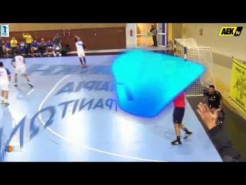 Premier Handball : 6η Αγωνιστική ΑΕΚ - A.Σ.Ε. ΔΟΥΚΑ