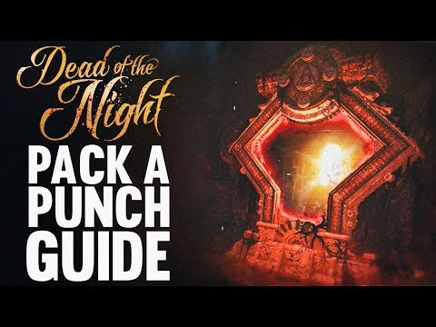 Dead of the Night 'Pack-A-Punch' Tutorial! (Black Ops 4)