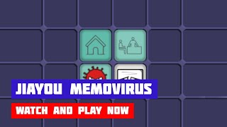 Jiayou MemoVirus · Game · Gameplay