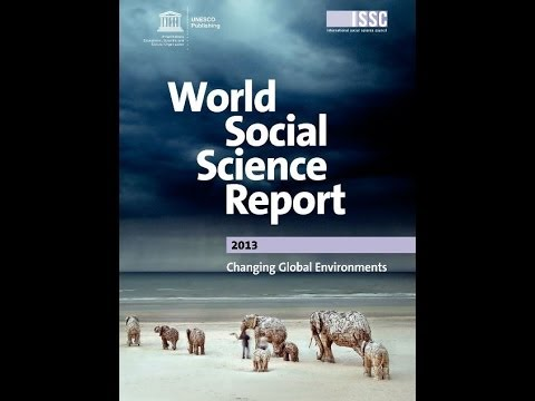 Heide Hackmann at World Social Science Report launching seminar, Oslo April 2014