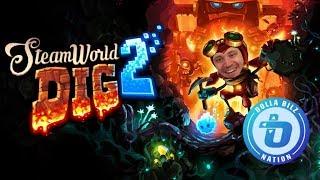 Gone Prospectin' | SteamWorld Dig 2