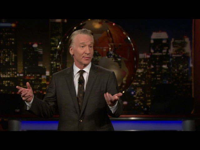Monologue: Make America Sick Again | Real Time with Bill Maher (HBO)