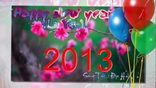 Happy New Year (lời Việt) - Xuân Nguyễn