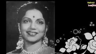 TAMIL (G)OLD--Thalai vaari poo soodi unnai--P BANUMATHI--RANGOON RHATHA