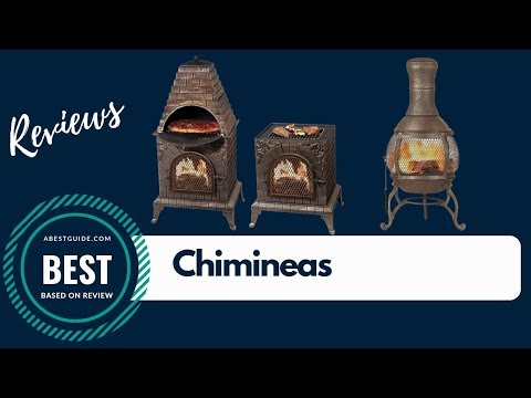 Chimineas - Top 5 Best Chimineas Reviews 2020