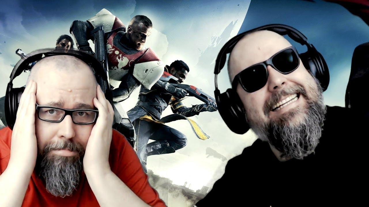 Destiny 2 – Ze złym Rockiem!