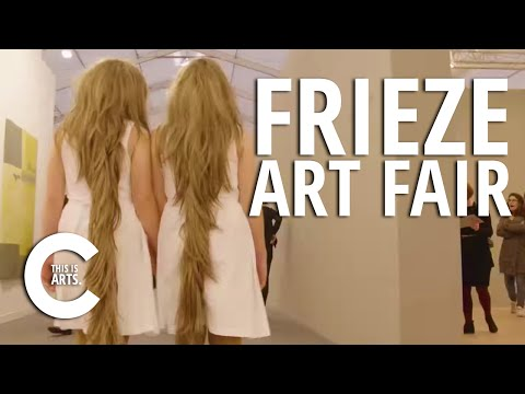FRIEZE ART FAIR - LONDON | CANVAS DOES