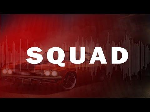 Westcoast Hip Hop Instrumental Rap Beat 2017 - Squad: Klay Klay Beatz