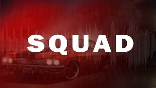 Westcoast Hip Hop Instrumental Rap Beat 2017 - Squad: Klay Klay Beatz