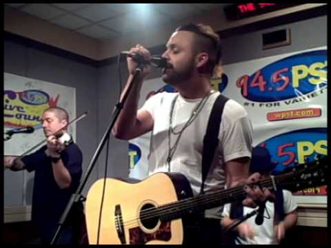 Blue October performs