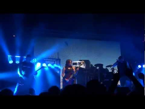 "ALL THAT REMAINS ""DOWN THROUGH THE AGES"" AND ""STAND UP"" LIVE THE RAVE CLUB 11/15/12 MILWAUKEE"
