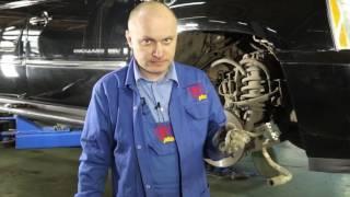 Cadillac Escalade  ремонт кондиционеров -  Chevrolet Tahoe, Chevrolet Suburban(Очень актуальная тема для владельцев практически всех владельцев американских автомобилей, замена второг..., 2016-06-24T11:33:45.000Z)