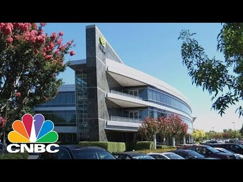 Market's Hottest Stock Nvidia Plunges After Traders Didn't Get Perfect Earnings Report | CNBC