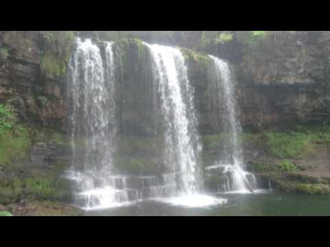 [4K] Sgwd yr Eira Waterfall Wales [Ultra HD]