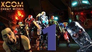 видео Прохождение XCOM: Enemy Unknown / (ч.2 Больше возможностей)