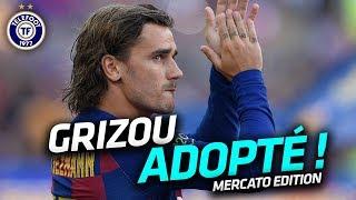 Griezmann ACCLAMÉ par les fans du Barça – La Quotidienne Mercato #20