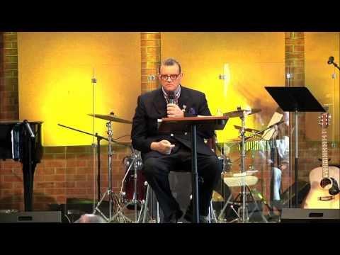 Canon Dr. Andrew White (Saturday June 22, 2013)